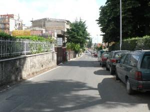 Foto del 2008, via di Carcaricola.