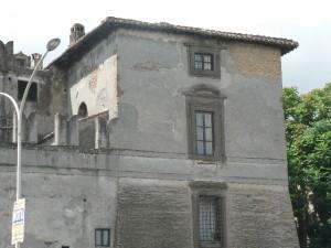 Foto del 2008, particolare del Castello.