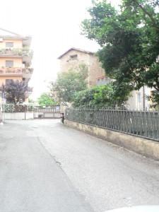 Foto del 2008, scorcio di Via Angelo Barbetti.