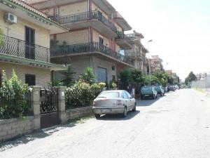 Foto del 2008, via Giovanni Caproni.