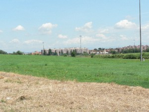 Foto del 2008, Torrenova vista da Carcaricola.