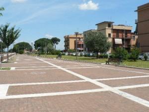 Foto del 2008, Largo San Gaudenzio a Torrenova