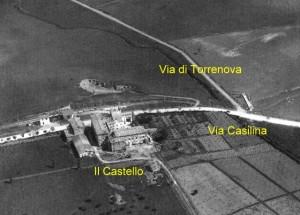10-vista-castello-con-le-vie-casilina-di-torrenova-e-madonnina-con-scritte2