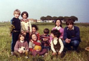 Foto del 1980.