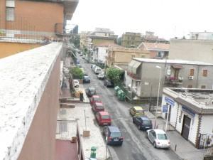Foto del 2008, una panoramica di via Giardinetti.