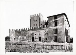 Foto primi anni del 1920, il Castello.