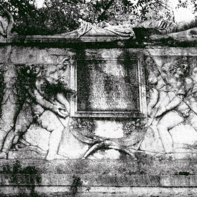 Sarcofago di Marco Aurelio Prosenate 1