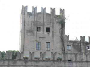 Foto del 2008, la Torre del Castello.