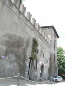 Foto del 2008, vista del Castello.