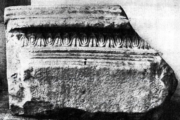 cornice monumento curvilineo