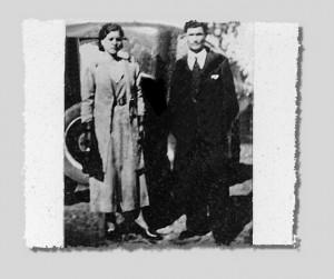 1936, Via dei Giardinetti.