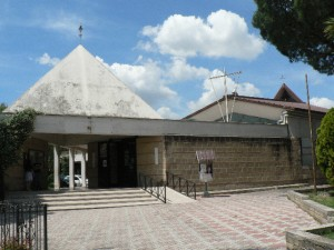 Foto del 2008, Parrocchia della Resurrezione di N.S.G.C..